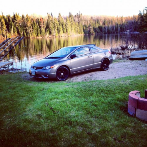 Honda Lake