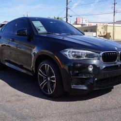 2017 BMW X6 M 8