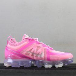 Nike Air VaporMax 2019 Run Utility Pink Rose Sneakers AR6631-400 2