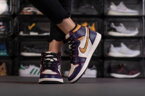 Air Jordan 1 Retro High OG x Nike SB7
