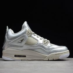 Air Jordan 4 GS Pearl Shoes Best Price 3