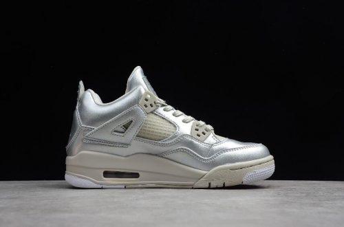 Air Jordan 4 GS Pearl Shoes Best Price 3