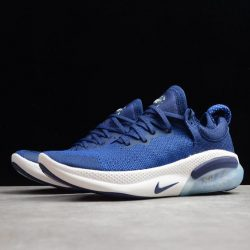 Cheap Nike Joyride Run FK Dark Blue White AQ2731-400 2