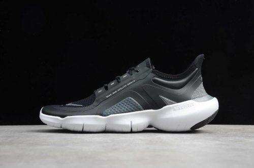 Nike Free RN 5.0 Shield Black Silver Grey BV1223-002 1